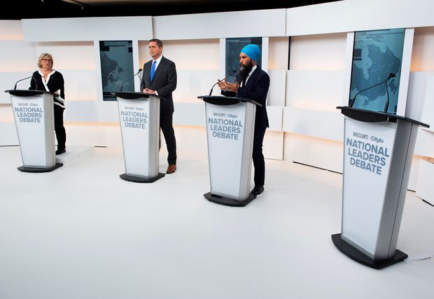 Was Canada's first election debate 'real,' and does it even really matter?