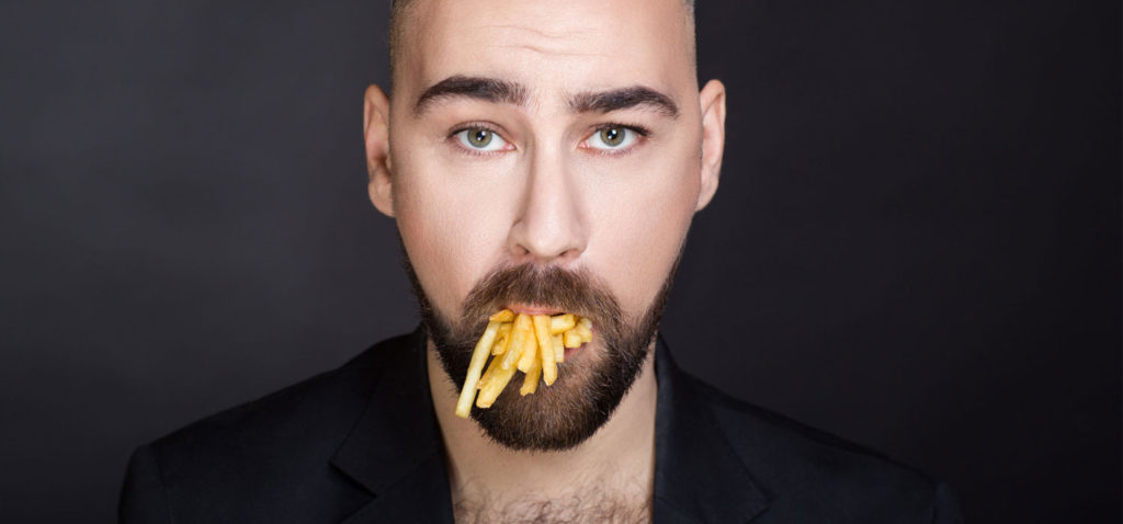 McDonald's Fries May Lead to Hairier Guys!