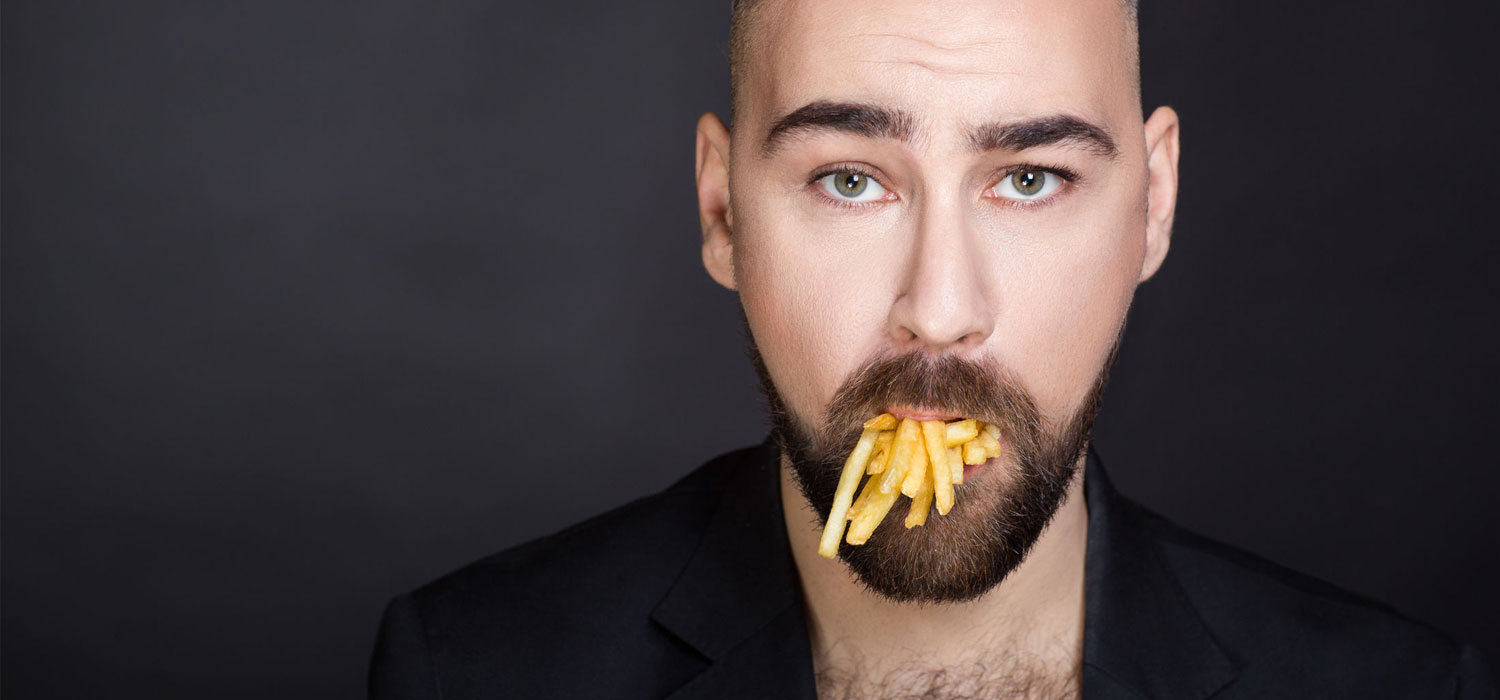 McDonald's Fries May Lead to Hairier Guys! 1
