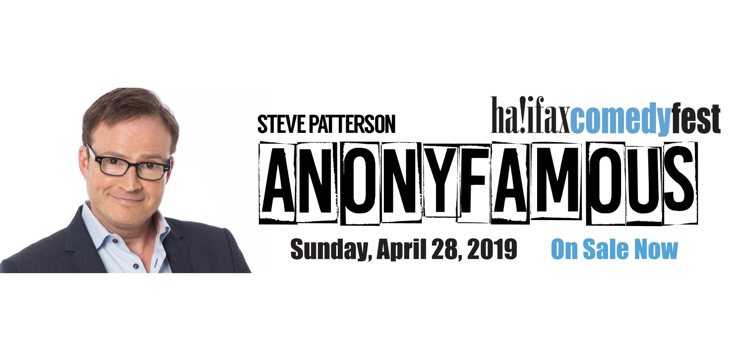 Anonyfamous at Halifax ComedyFest 1