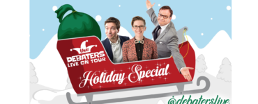 The Debaters Live Holiday Tour 5