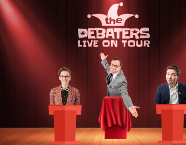 The Debaters Live on Tour 5