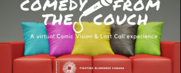 Comedy From the Couch - Comic Vision